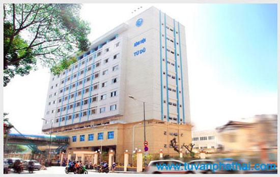 Bệnh viện Từ Dũ là bệnh viện phụ sản lớn ở khu vực phía Nam