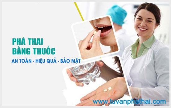 Địa chỉ phá thai bằng thuốc uy tín ở TPHCM