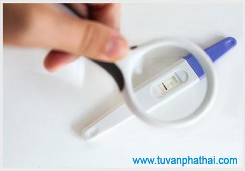 Dấu hiệu phá thai bằng thuốc thành công là gì?