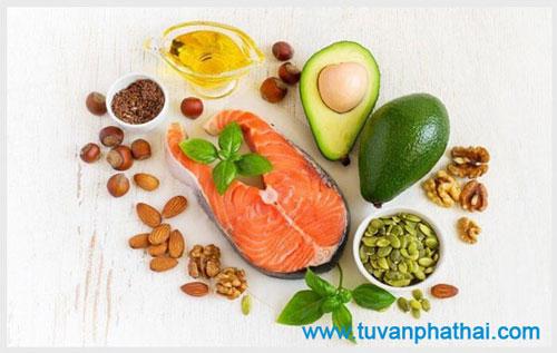 Bổ sung các chất dinh dưỡng để hỗ trợ quá trình phục hồi sức khỏe