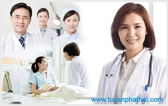 Địa chỉ phá thai an toàn phải có đội ngũ chuyên gia y tế giàu kinh nghiệm