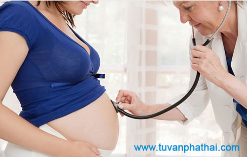 Siêu âm thai 3 tháng đầu thì cần chú ý những gì ?