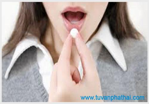 Uống thuốc gì để sảy thai?