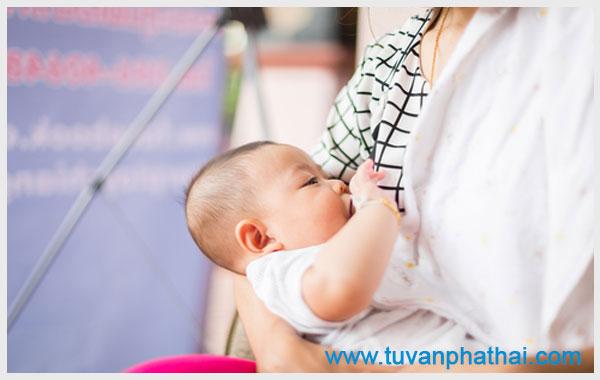 Phá thai bằng thuốc khi cho con bú có thể ảnh hưởng đến chất lượng sữa