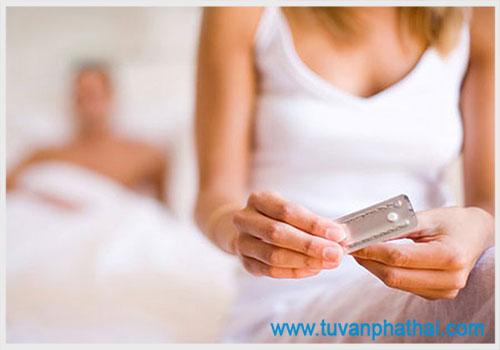 Uống thuốc tránh thai trước khi quan hệ có tác dụng không?